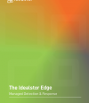 The Idealstor Edge - Managed Detection and Response
