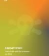 Ransomware , The known and Unknown