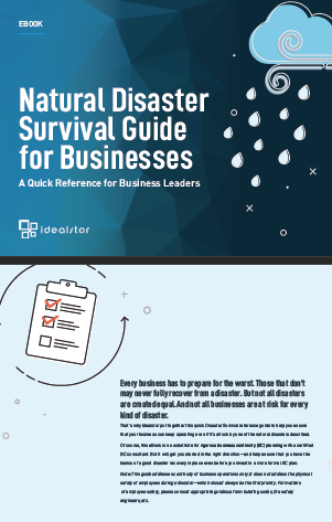 Natural Disaster Survival Guide for Businesses